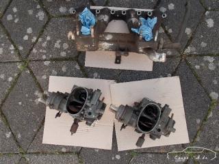 Audi 100 Coupe S Solex Doppelvergaser