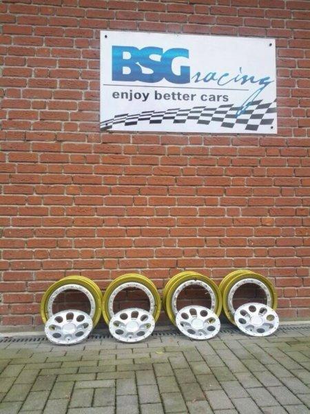 Gotti Wheels 4x130 - 2014 -2
