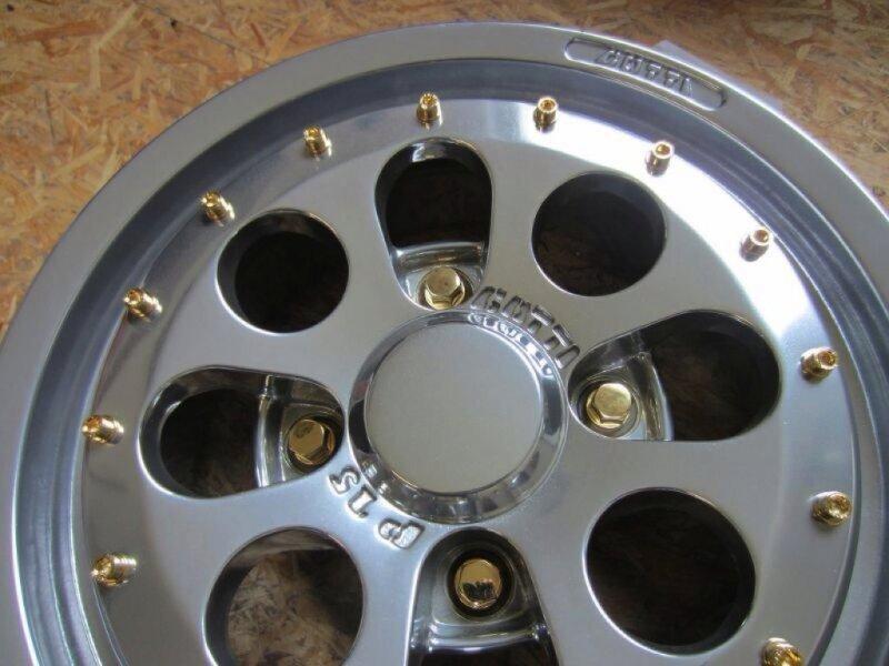 Gotti Wheels 4x130 - 2014 -3