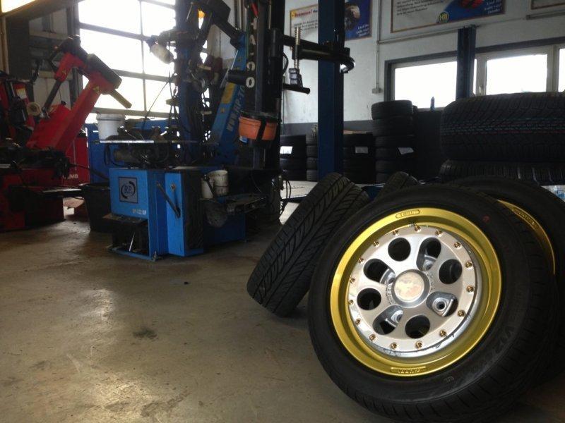 Gotti Wheels 4x130 - 2014 -4