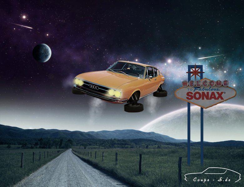 Sonax Forever Tuned