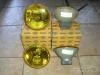 seltene gelbe Bi-Focus Scheinwerfer. Import aus Frankreich