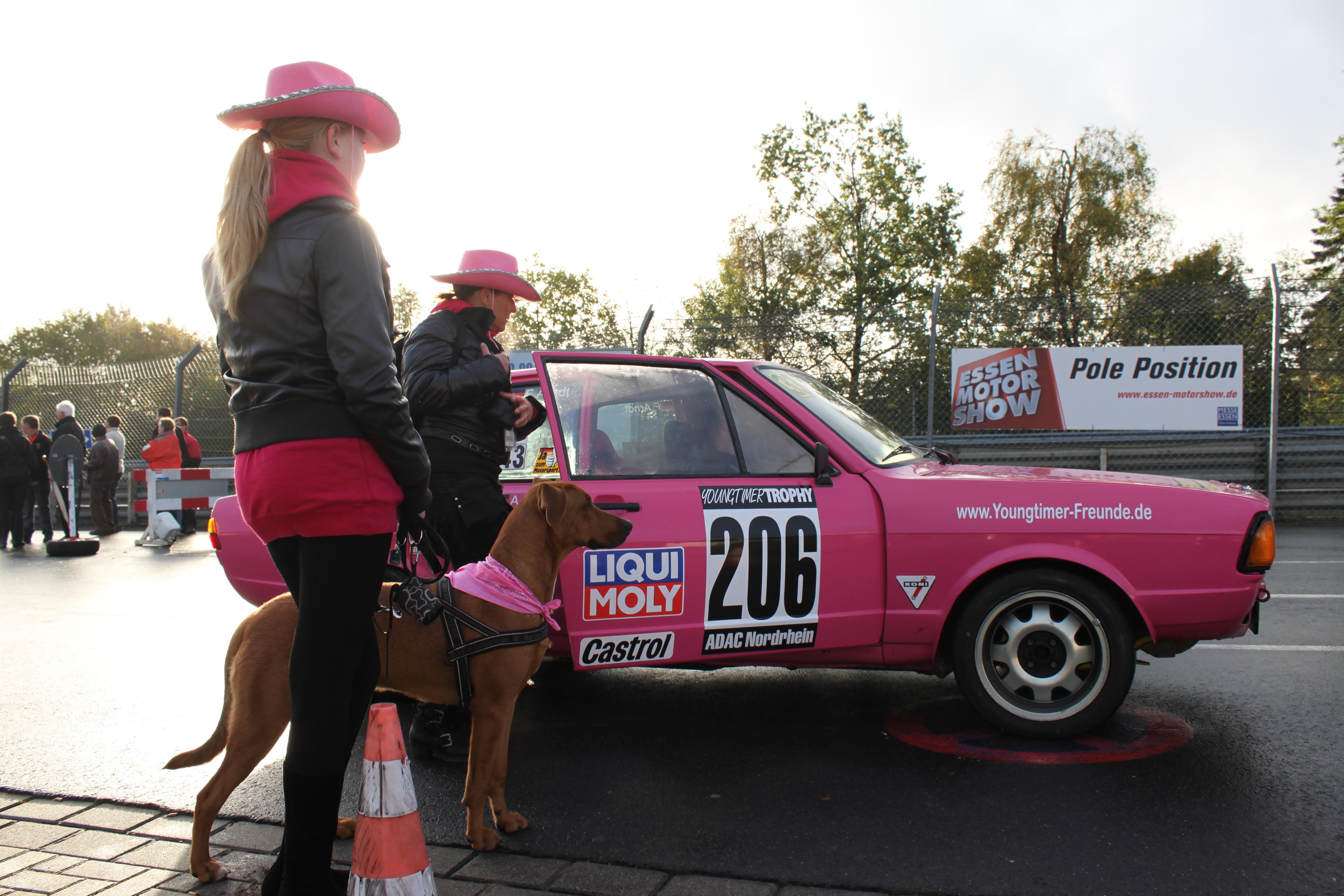 Audi Classic Treffen 2011 am Nürburgring