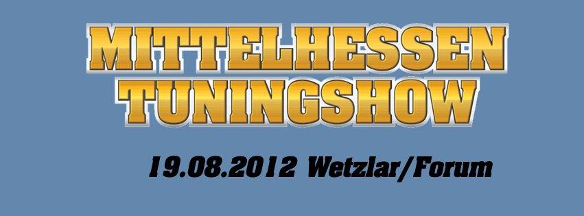 Mittelhessen Tuningshow in Wetzlar 2012