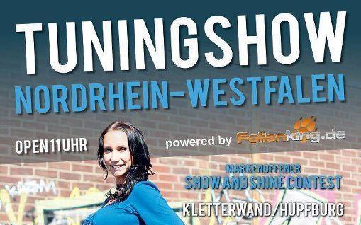 Tuningshow NRW in Wesseling – Auf geht´s!