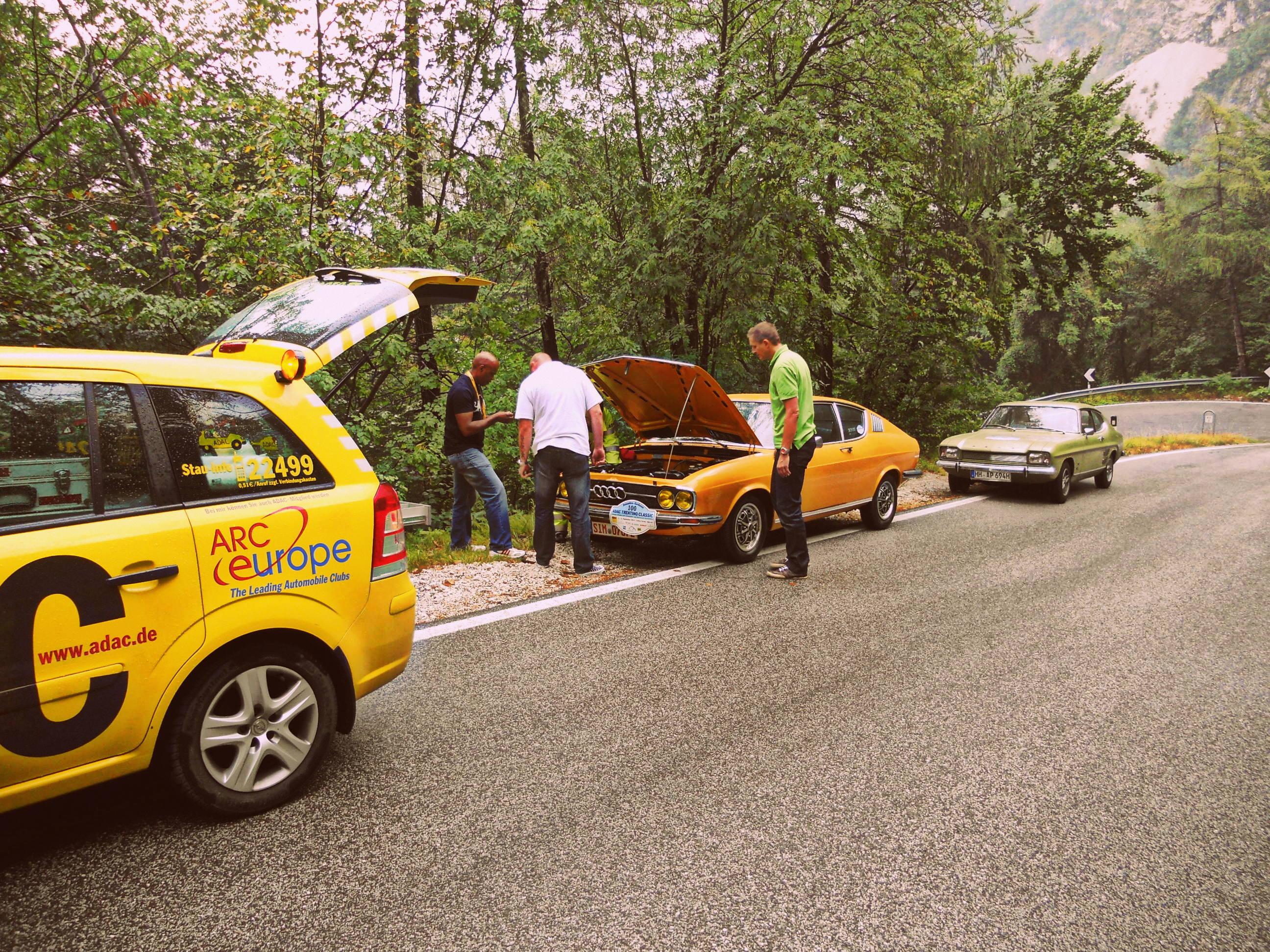 ADAC Trentino Classic 2012 – AUTOSTADT Pokal