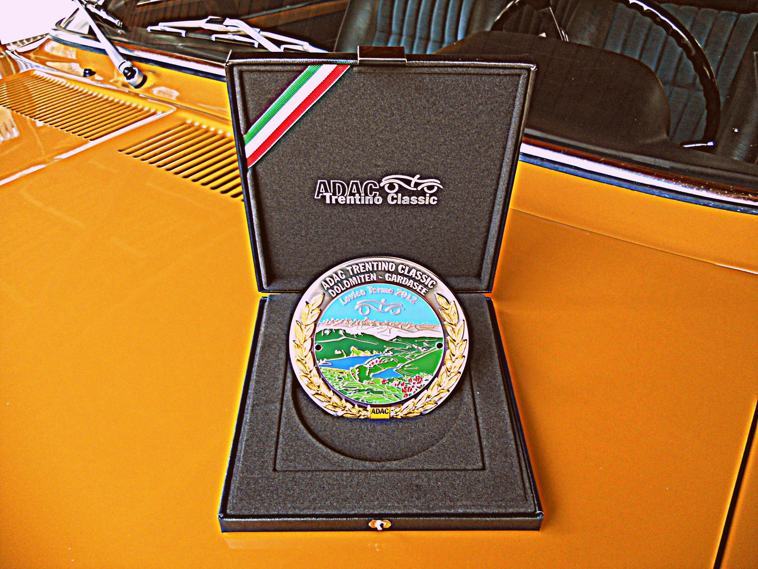 ADAC Trentino Classic 2012 – AMERICAN EXPRESS Pokal