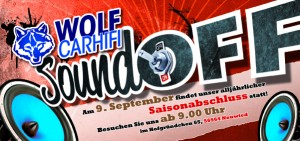 Wolf Car-Hifi Sound Off 2012