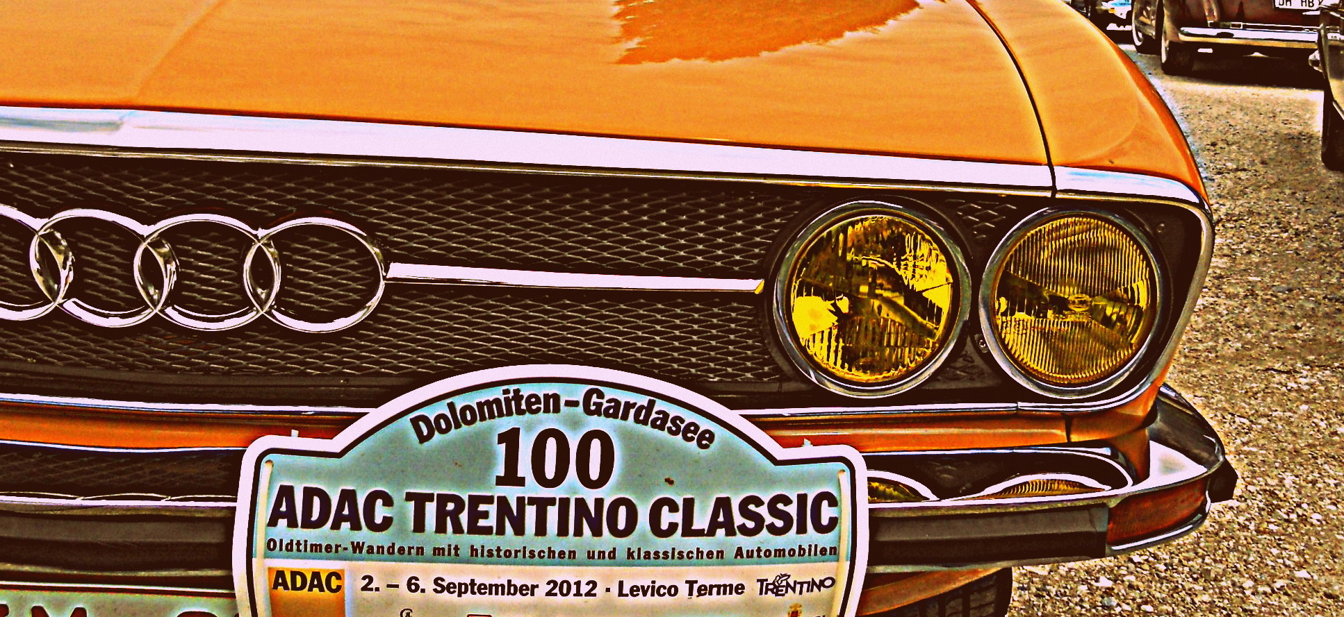 Tuningsuche.de – Bericht zur ADAC Trentino Classic 2012