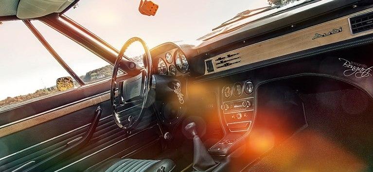 Audi 100 Coupe S – Zurück auf der Strasse