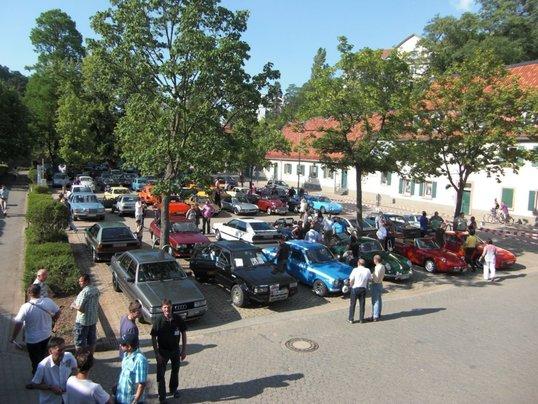 Rhein-Hunsrück-Classic 2013 startet in Stromberg