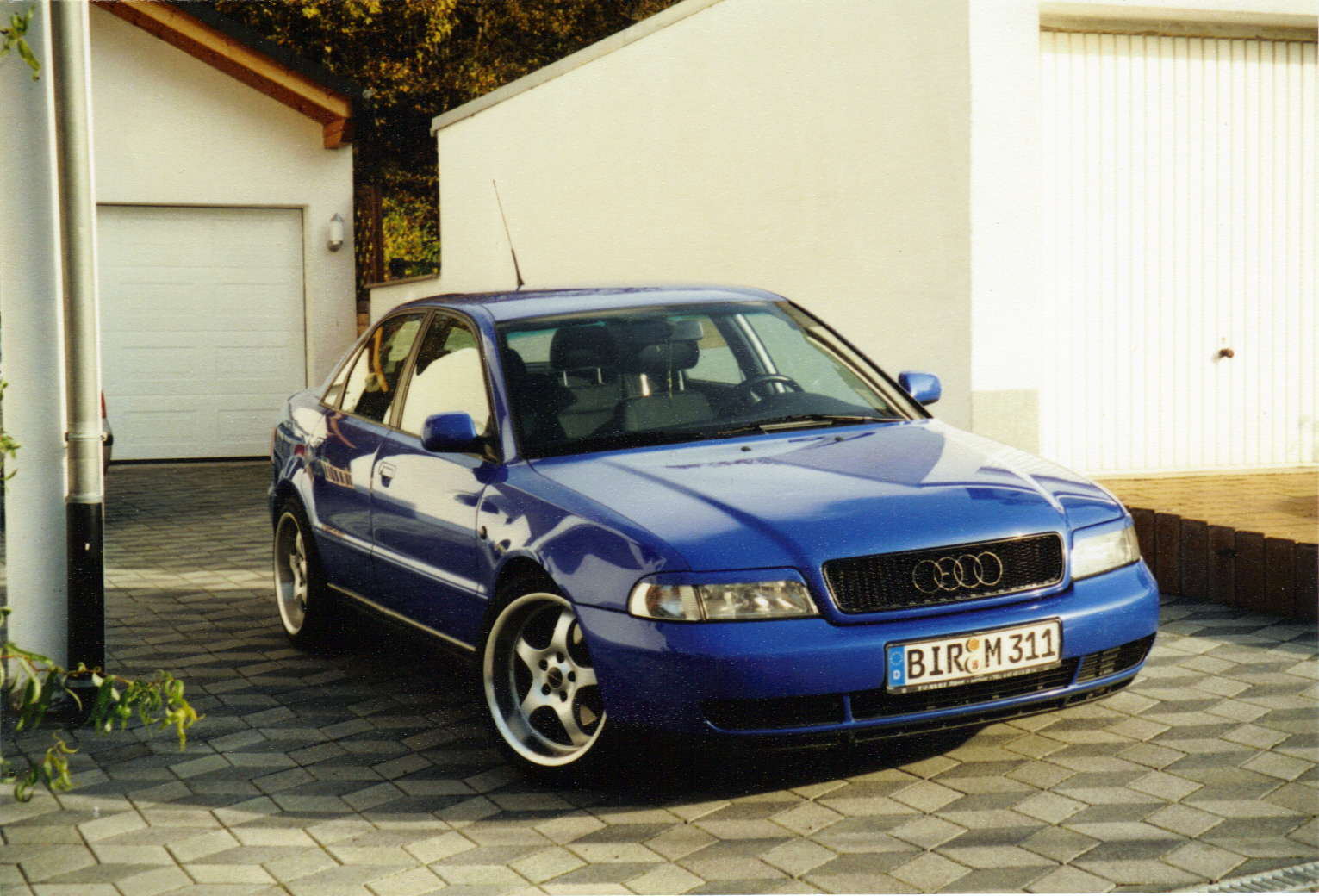 Ob Audi 80 B2, Audi 80 B3 oder B4, Audi A4 B5 oder B6 bis zum Coupe