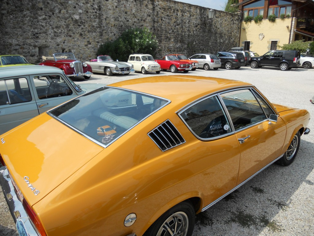 Audi 100 Coupe S Trentino Classic