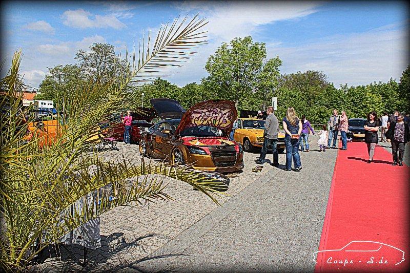 VW Treffen Kirchheimbolanden 2013 unter Palmen – Der Rückblick