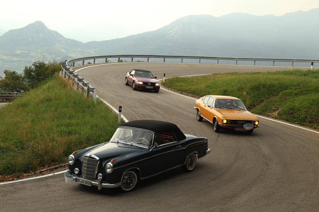 ADAC Trentino Classic 2013 – Das Sonax Classic Team in den Dolomiten