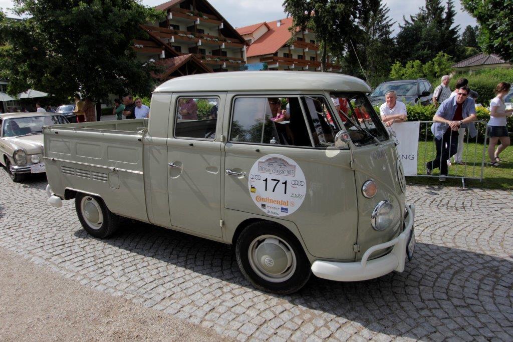 VW T1 Doka Donau Classic
