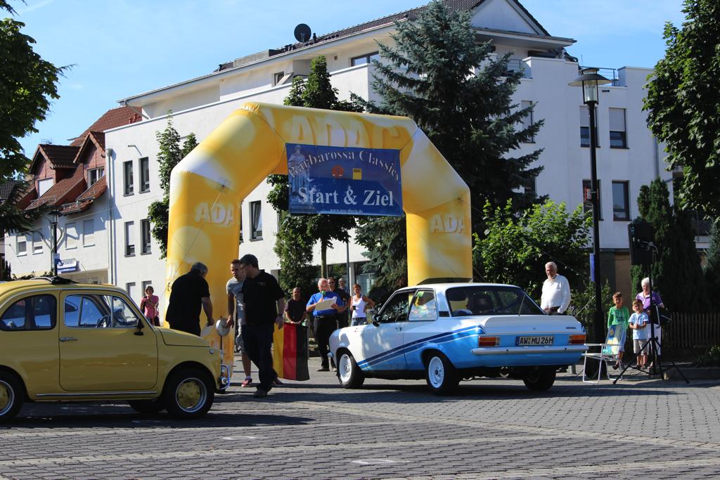 Vom Rhein bis in den Westerwald – Die Barbarossa Classics 2013