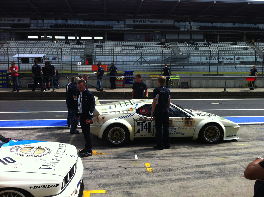 AvD Oldtimer Grand Prix 2013 – Der Saisonhöhepunkt für Fans