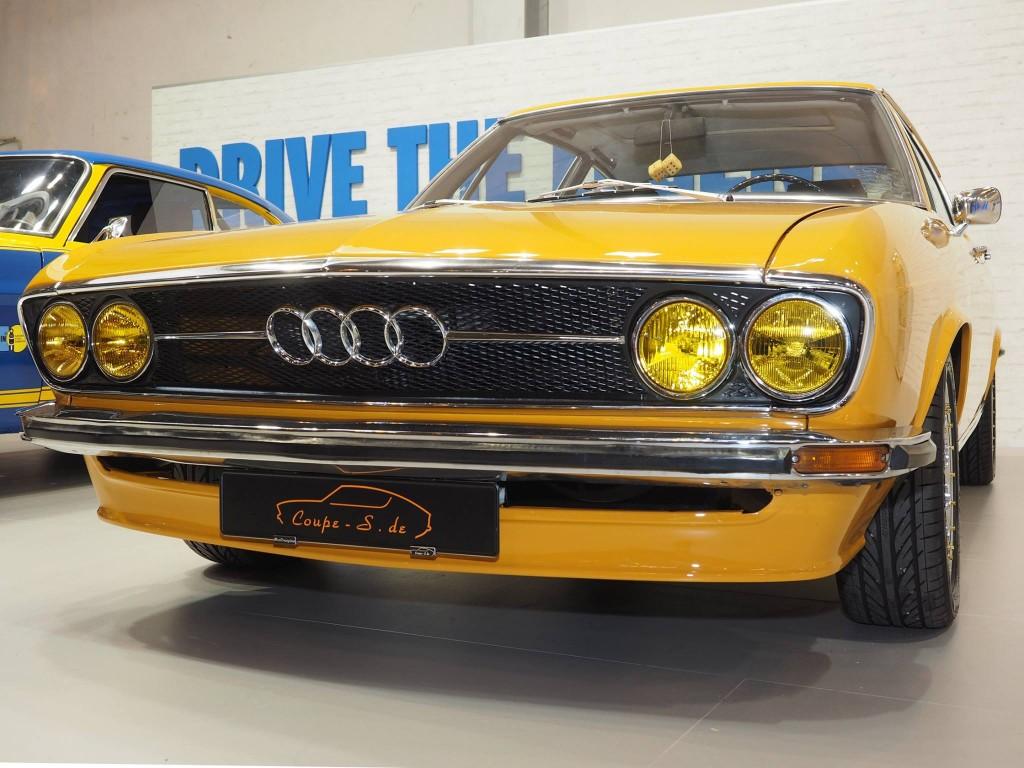 Audi 100 Coupe S - Michael Peschel